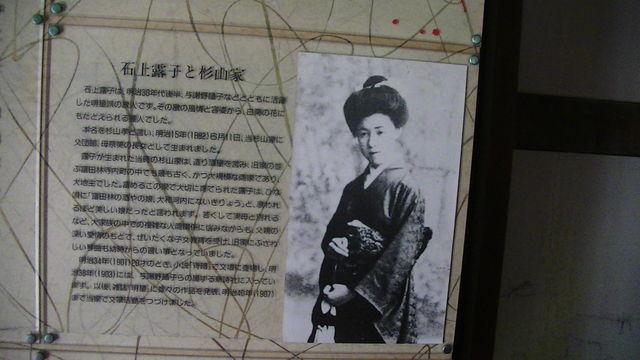 ahisats3のブログ : 石上露子(...