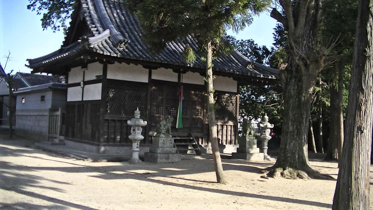 八坂神社(田原本町坂手北) : ahisats3のブログ