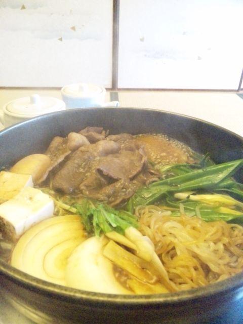 モリタ屋・すき焼き