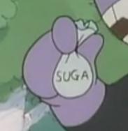 悪時代アリンコキッドに報酬の角砂糖SUGAバイキンマンの語学力