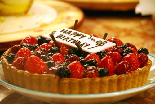 Birthday's