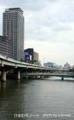 大阪・堂島川