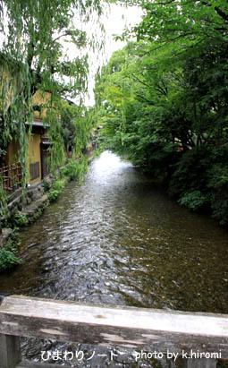 京都祇園白川。