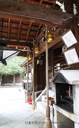 藤森神社。