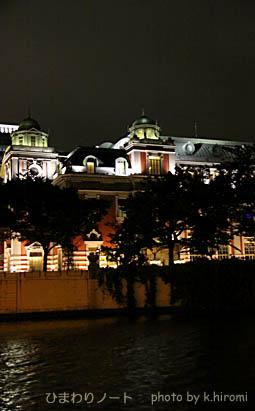 中之島・中央公会堂。
