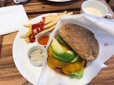 成城石井のhamburger