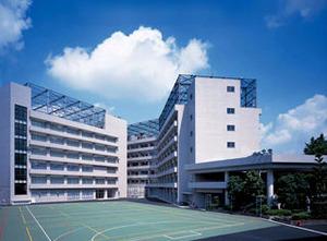 安田学園 外観写真