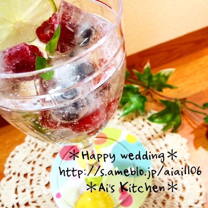 *happy wedding*(笑)♡ミントライムスペシャル