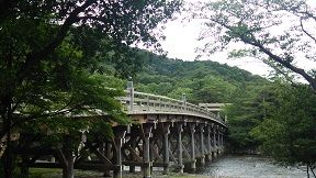 宇治橋鳥居 (2)