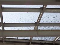 オアシス21の天井2
