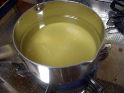 新しょうがの甘酢漬けの作り方