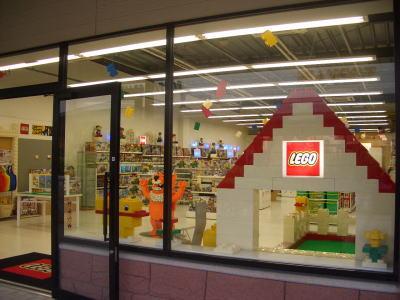 岐阜県土岐市にあるレゴ・クリックブリック土岐店