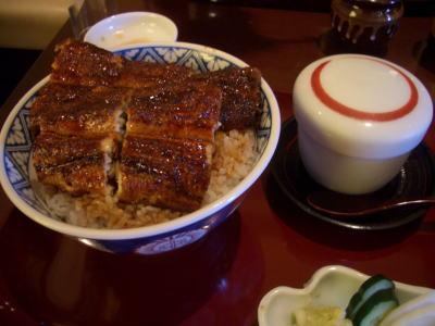 和食まるや本店の特上うな丼