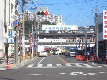 春日井市の高蔵寺駅周辺