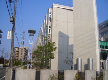 名古屋市千種区にある愛知工業大学名電高等学校