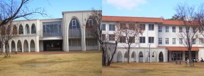大学の校舎