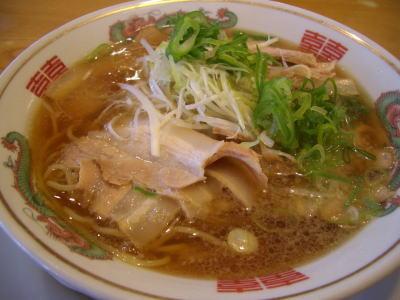 虹橋チャーシュー麺