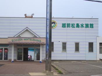 福井県の越前松島水族館