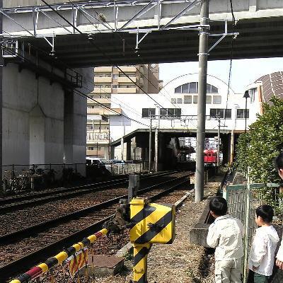 名鉄瀬戸線の瀬戸電見学