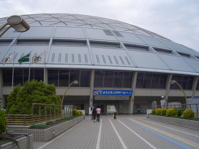名古屋市東区にあるナゴヤドーム