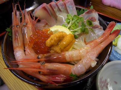 海鮮丼 2500円
