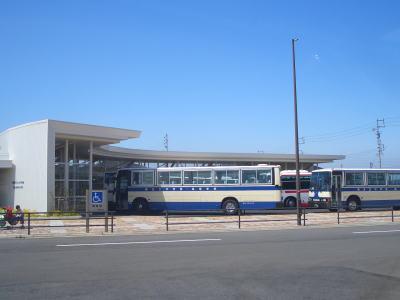 中部大学春日井キャンパス行きのスクールバスの停留所