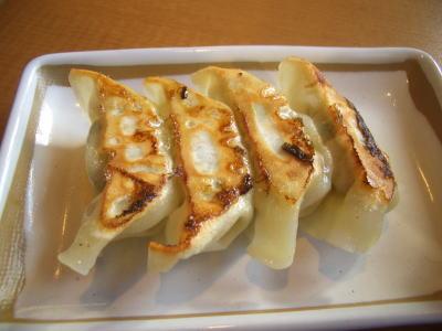 餃子(4ヶ)