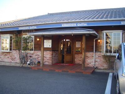 名古屋市守山区にあるコメダ珈琲 四軒家店