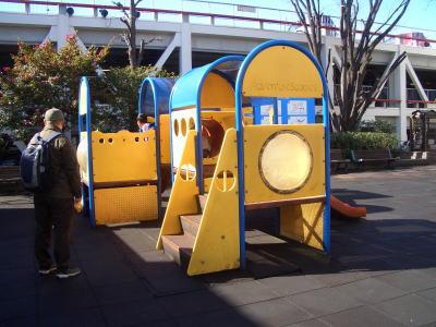 ちびっ子広場の遊具