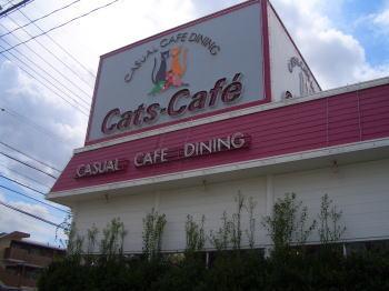尾張旭市にあるキャッツカフェ