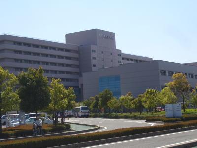 春日井市にある春日井市民病院