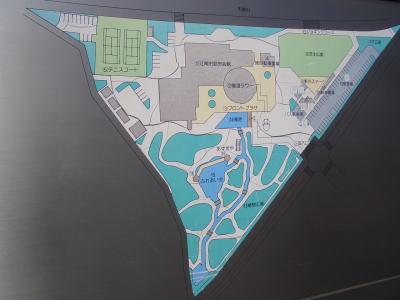 江南市にあるすいとぴあ江南の地図