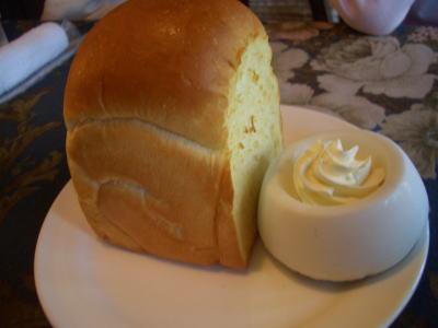 パンとマーガリン