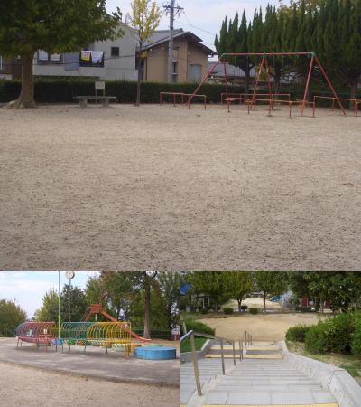 小さな広場