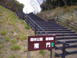 森林公園植物園南門