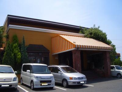 長久手町にあるオールド・スパゲティ・ファクトリー藤ヶ丘店