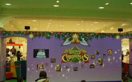 ユニバーサルのクリスマス