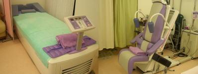 えがお整骨院の治療器具