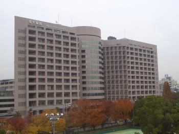 名大病院(名古屋大学医学部付属病院)