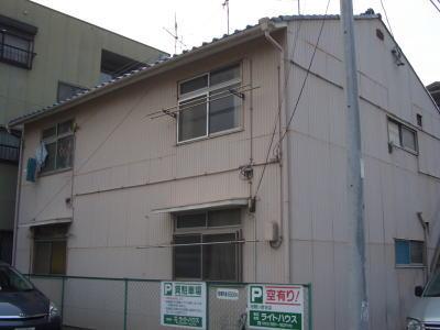 名古屋市西区にある賃貸マンション ハピネス稲生