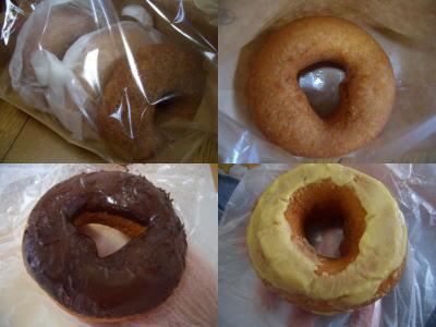 ドーナッツ各種