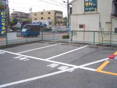 名古屋市千種区のナゴヤドーム近隣にある月極駐車場