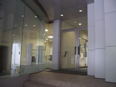 日経プラザ 本と情報コーナーの入口