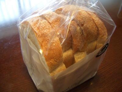 大地 食パン