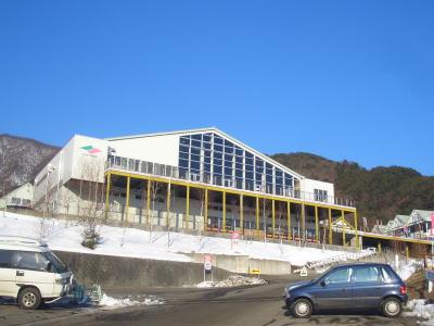 長野県にある伊那スキーリゾート
