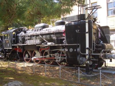 D60型1号機関車(SL)