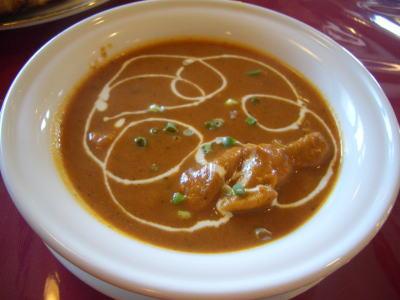 インド料理店 Fulbari(フルバリ)のチキンカレー