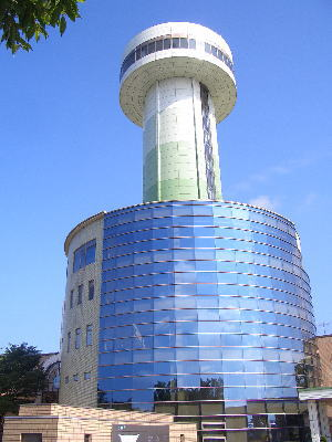 江南市にあるすいとぴあ江南の展望タワー