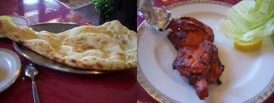 インド料理店 Fulbari(フルバリ)のナン