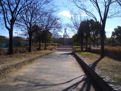名城公園を除けば、北区で1位2位の大きさ